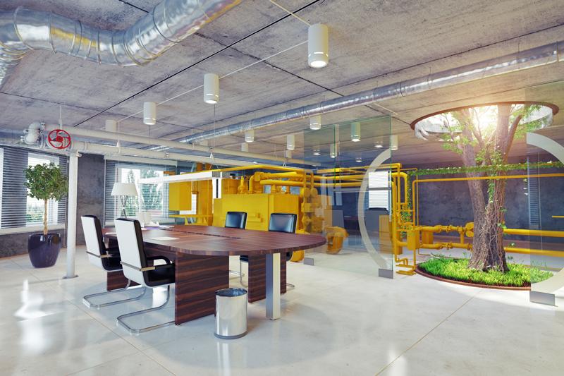 Salles de réunion atypique sur Chooseandwork